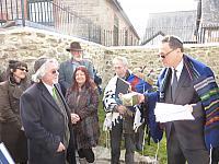 Penzance-Jewish-Cemetery---Rededication