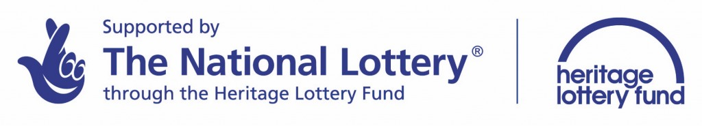 The National Lottery and Heritage Lottery Fund Logos