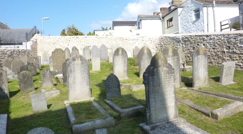 Penzance Jewish Cemetery Restoration